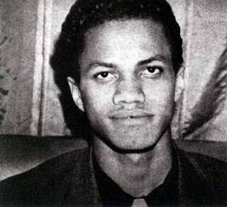 Picture of Malcolm X as a young man